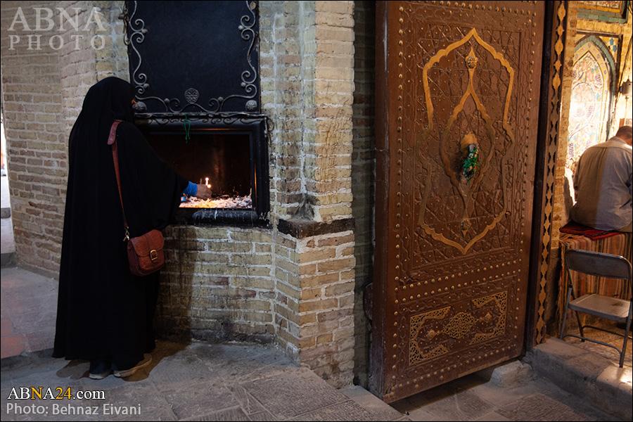 تحفه ای از نجف اشرف در کرمانشاه