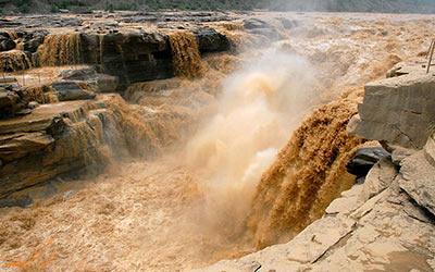 احتمال سیلابی شدن رودخانهها در استان یزد