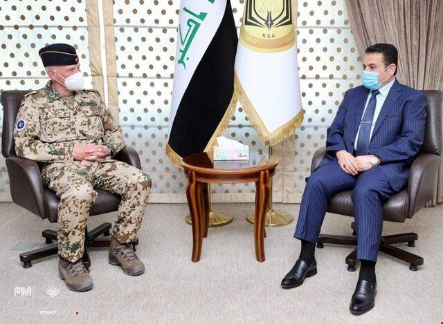 عراق به ناتو: به هیچ نیروی رزمی خارجی نیاز نداریم