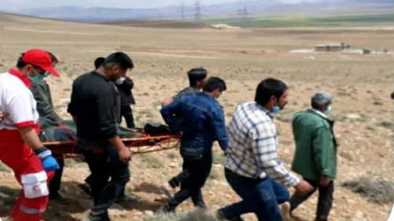 جسد مرد ۷۰ ساله در ارتفاعات فرادنبه پیدا شد