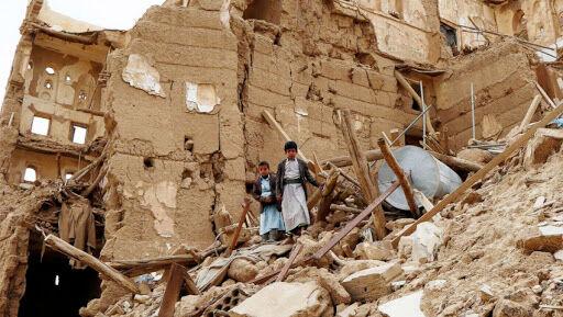 درخواست سناتورهای آمریکایی برای کمک به یمن