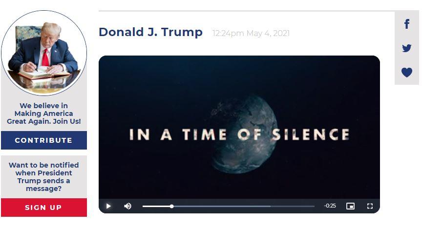 شبکه اجتماعی دونالد ترامپ راهاندازی شد