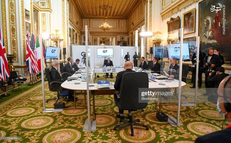 دیدار وزیران خارجه هفت کشور پشت صفحات طلقی!