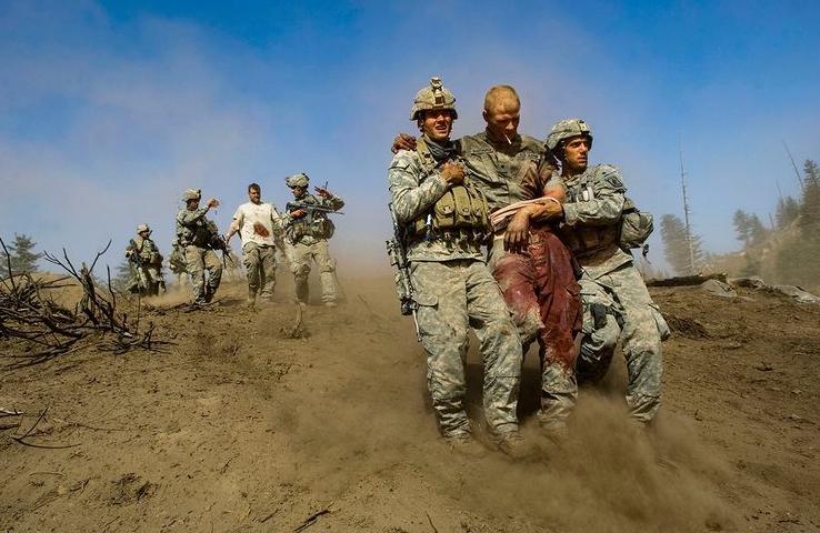 حال و روز آمریکایی ها در درگیری با طالبان در افغانستان