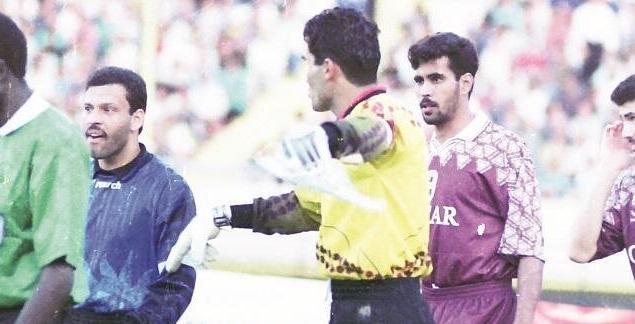 وقتی عابدزاده نفر اول تیم ملی بود