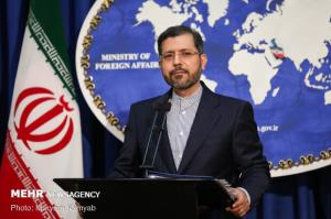 خطیبزاده: جسد دیپلمات سوئیسی در اختیار سفارت سوئیس قرار خواهد گرفت