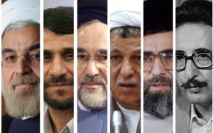 روایت صدرنشینی 7 رئیسجمهوری ایران