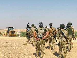 عملیات گسترده رزمندگان عراقی برای پاکسازی مناطق آلوده استان صلاحالدین
