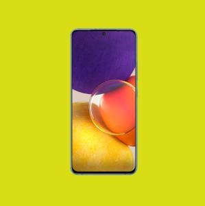 نام گلکسی A82 5G پیش از رونمایی رسمی به وبسایت سامسونگ اضافه شد
