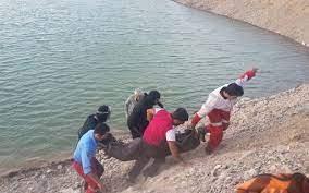 کشف یک جسد در سد مهاباد