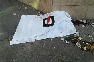 سقوط تیرآهن جان کارگر ساوهای را گرفت