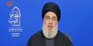 سید حسن نصرالله: نفسهای سردار سلیمانی در محور مقاومت حضور دارد