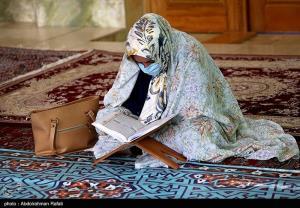 مراسم جزء خوانی قرآن کریم در همدان