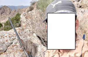 عاملان انتشار تصاویر شکار غیرمجاز در فضای مجازی خلخال شناسایی شدند