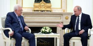 نامه محمود عباس برای پوتین
