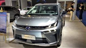 خودروی جدید کمپانی چینی «GAC» رویت شد