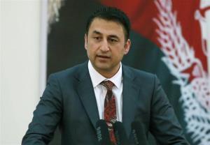 رئیس امنیت ملی افغانستان رسانهها را تهدید کرد