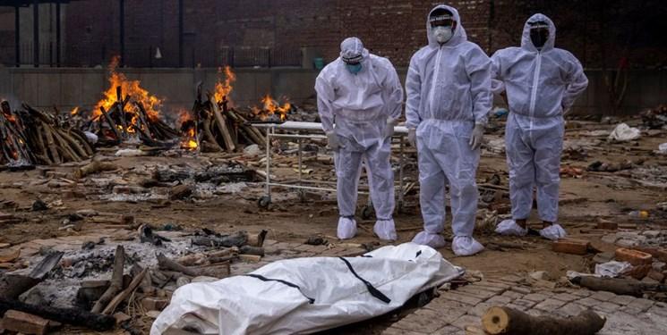 افزایش 6 درصدی قربانیان کرونا در جهان؛ سهم 25 درصدی هند در آمار فوتیها