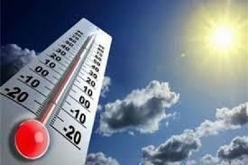 افزایش تدریجی دمای هوا در فارس