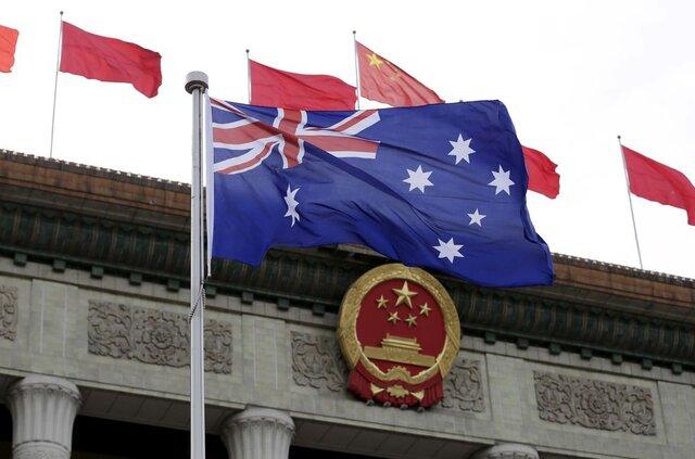 چین مکانیسم رایزنی اقتصادی با استرالیا را تعلیق کرد