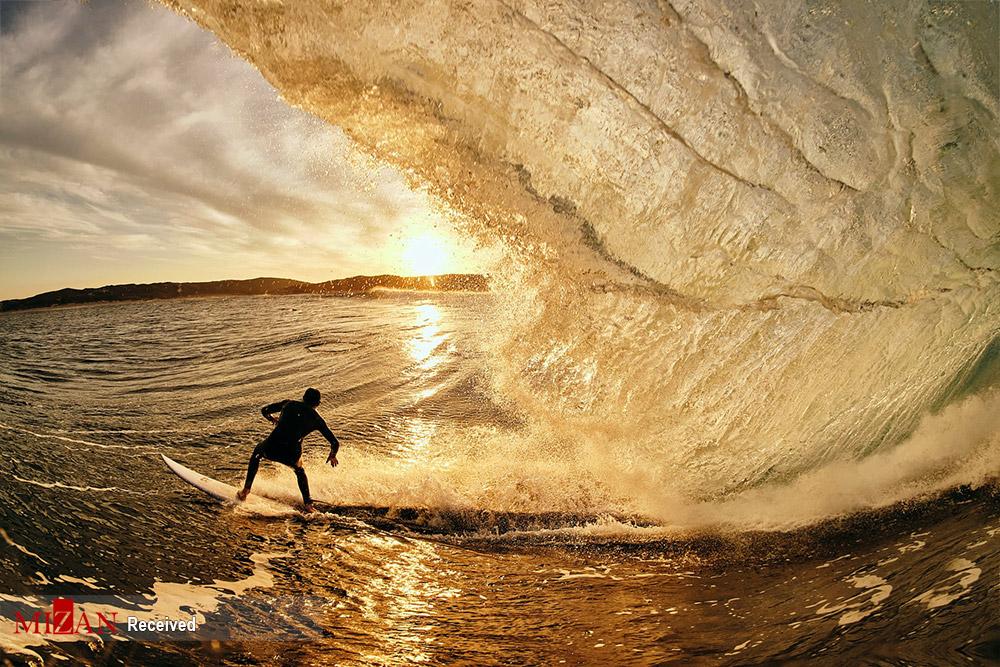 مسابقه عکاسی موج سواری ۲۰۲۱ نیکون
