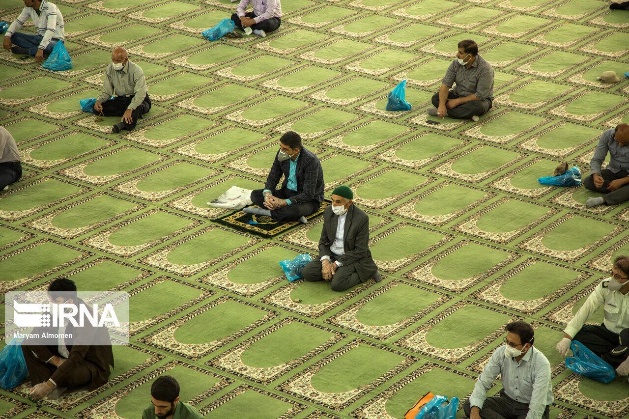 نماز جمعه فردا در ۲۱ پایگاه خراسان رضوی اقامه میشود