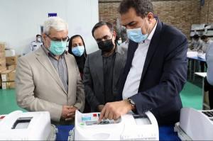عرف: بیش از ۳۳ هزار صندوق الکترونیک در انتخابات استفاده میشود