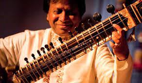 نوازندگی دیدنی ساز هندی به نام سیتار