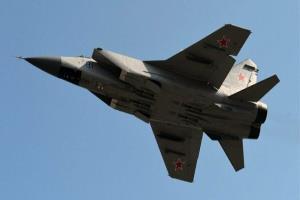رهگیری هواپیمای شناسایی آمریکا توسط جنگنده روس