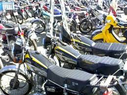 کشف ۴۶ دستگاه موتورسیکلت مسروقه در اراک