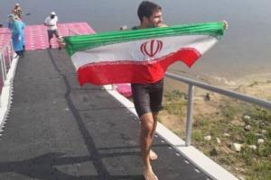 آقامیرزایی صاحب سهمیه المپیک شد