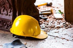 مرگ کارگر ساوجی در حادثه حین کار