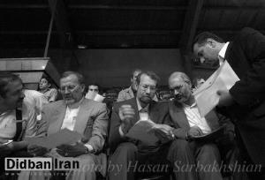 مهاجری: لاریجانی بود که باعث شد متکی وزیرخارجه شود