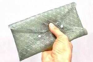 تبدیل ابریشم به چرم قابل بازیافت با چاپگر سه بعدی