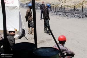 ۱۲۰ ساعت بیخبری از ۲ معدنچی محبوس در طزره
