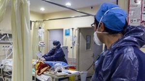 فوت ۱۰ بیمار کرونایی در استان قزوین