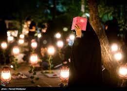 متفاوتترین تصاویر از سومین شب قدر تهرانیها در رمضان ۱۴۰۰
