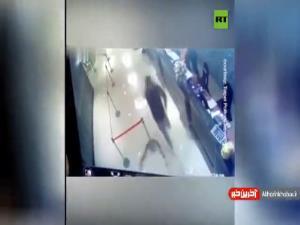 حمله به ضیافت پلیس در تایوان با 1000 سوسک!