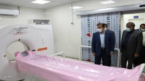 بیمارستان امام علی(ع) اندیمشک به دستگاه سیتیاسکن مجهز شد