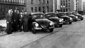 تیزر تبلیغاتی فولکس قورباغهای در بیش از 70 سال پیش!