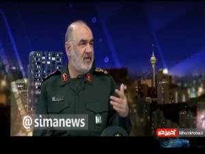 سردار سلامی: سپاه از هیچ جریانی در انتخابات حمایت نمیکند