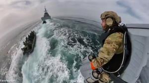 استفاده نیروی دریایی آمریکا از جتپک