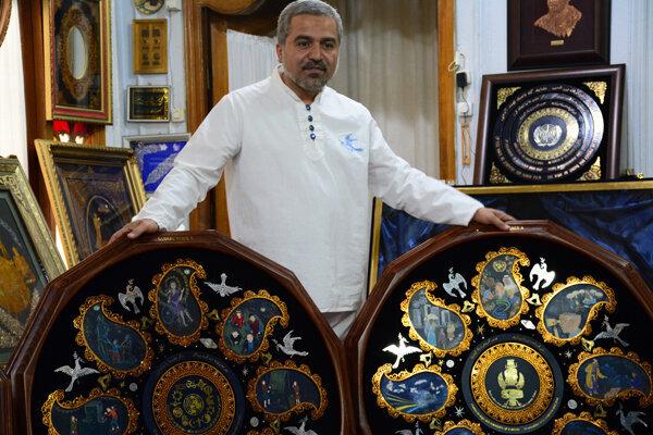 درگذشت یک هنرمند اصفهانی بر اثر ابتلا به کرونا