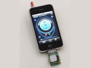 تبدیل تلفن همراه به ردیاب مواد شیمیایی قدرتمند