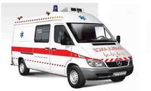 نجات جان بیمار با حضور به موقع اورژانس مرودشت