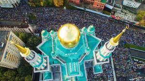 برپایی مراسم روز قدس در روسیه