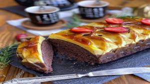 طرز تهیه فلن کیک کاراملی با طعمی بی نظیر