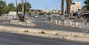 تدابیر شدید امنیتی در قدس اشغالی در آخرین جمعه ماه مبارک رمضان