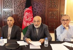 تیم مذاکره افغانستان: صلح تنها راه نجات است، طالبان مسئولانه فکر کنند
