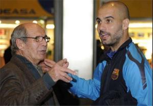 بازگشت پپ به بارسلونا را رد نمیکنم!